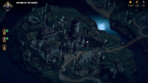 Thronebreaker: The Witcher Tales локации